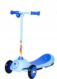HL sports Hulajnoga elektryczna niebieska