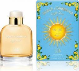Dolce & Gabbana Dolce & Gabbana Light Blue Sun Pour Homme EDT 125ml