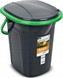 GreenBlue Toaleta turystyczna czarno-zielona (GB320BG)