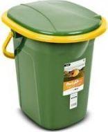 GreenBlue Toaleta turystyczna GreenBlue GB320GO ciemnozielono-pomarańczowa