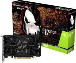 Karta graficzna Gainward GeForce GTX 1650 D6 Ghost 4GB GDDR6 (471056224-1808)