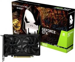 Karta graficzna Gainward GeForce GTX 1650 D6 Ghost OC 4GB GDDR6 (471056224-1785)