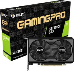 Karta graficzna Palit GeForce GTX 1650 D6 GamingPro 4GB GDDR6 (NE6165001BG1-1175A)