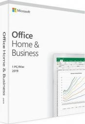 Microsoft Office 2019 dla Użytkowników Domowych i Małych Firm PL (T5D-03319)