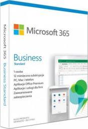 Microsoft 365 Business Standard Retail PL (KLQ-00472)