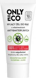 Only Eco Myjący żel do rąk o działaniu antybakteryjnym 50ml