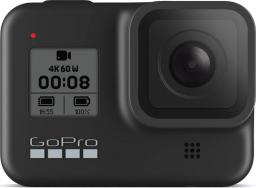 Kamera GoPro Kamera GoPro HERO 8 BLACK + Zestaw Sports KIT