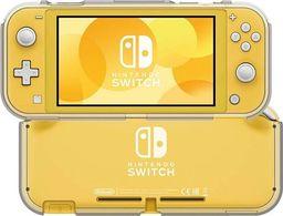 Nintendo Alogy Etui Alogy do Nintendo Switch Lite silikonowe Przezroczyste uniwersalny