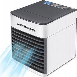 Coolly Mammoth Klimatyzator Air Cooler przenośny nawilżacz Coolly Mammoth led uniwersalny