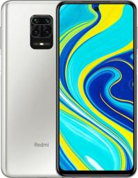 Smartfon Xiaomi Redmi Note 9S 64 GB Dual SIM Biały  (MZB9114EU)