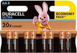 Duracell Bateria Ultra Power AA / R6 8szt.