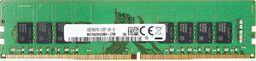Pamięć serwerowa HP DDR4, 16 GB, 2933 MHz, CL21 (5YZ54AA)