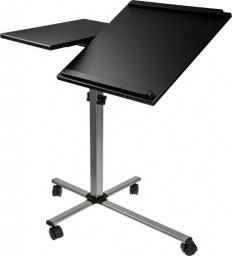 InLine stojak na laptop i projektor 70-90cm czarny (23167A)