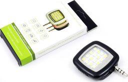 Tolifo Lampa błyskowa 16 LED do telefonu