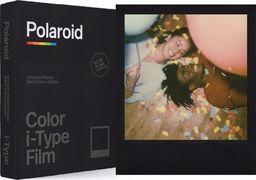 Polaroid Wkład Papier Wkłady i-TYPE do POLAROID Onestep VF 2 / Onestep+ / NOW - BLACK FRAME