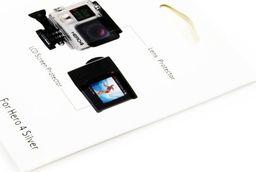 Xrec Zestaw Osłon 2w1 Obiektyw + Ekran LCD do GoPro HERO 4