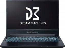 Laptop Dream Machines G1650Ti (G1650Ti-15PL55)