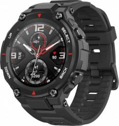 Smartwatch Amazfit T-Rex Rock Czarny (46AmazFitT-rexRo)