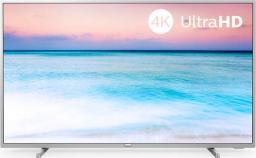 "Telewizor Philips TV Set|PHILIPS|4K/Smart|65""|3840x2160|Wireless LAN|Colour Silver|65PUS6554/12"
