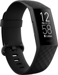 Smartband Fitbit FITBIT opaska Charge 4 (NFC), Black/Black