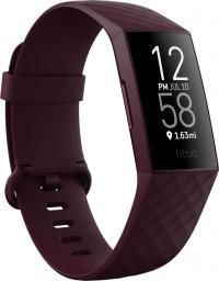 Smartband Fitbit FITBIT opaska Charge 4 (NFC), Rosewood/Rosewood