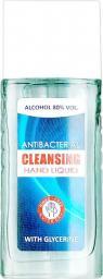 La Rive Antibacterial Cleansing Hand Liquid oczyszczający płyn antybakteryjny do rąk z gliceryną 80ml
