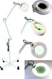 Lampa pierścieniowa Opticum ZD56 LAMPA Z LUPĄ LAMPA KOSMETYCZNA - 5 DPI STATYW uniwersalny