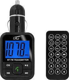 Transmiter FM TRANSMITER FM LTC TR100 ŁADOWARKA USB 1A