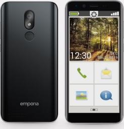 Smartfon Emporia Smart 3 Mini 16 GB Czarny