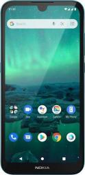 Smartfon Nokia 1.3 16 GB Dual SIM Turkusowy  (6438409043924)