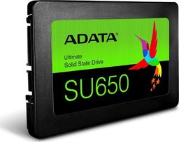 Dysk SSD ADATA Ultimate SU650 480 GB 2.5'' SATA III (ASU650SS-480GT-R)