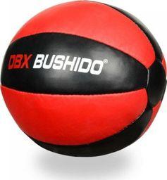 DBX BUSHIDO Piłka lekarska  treningowa, ze skóry  Rexion ARB-2301 - 7 kg