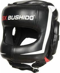 DBX BUSHIDO Kask boskerski sparingowy z osłoną  ARH-2192 M