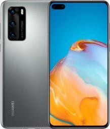 Smartfon Huawei P40 128 GB Dual SIM Srebrny  (P40silver)