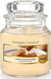 Yankee Candle świeca zapachowa Sweet Honeycomb słoik mały 104g (1651428E)