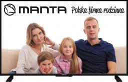 Telewizor Manta 50LUA120D DLED 50'' 4K (Ultra HD) Android