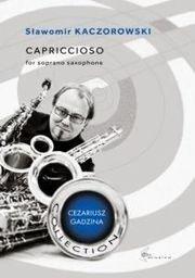 Capriccioso na saksofon sopranowy