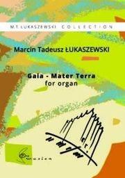 Gaia Mater Terra na organy