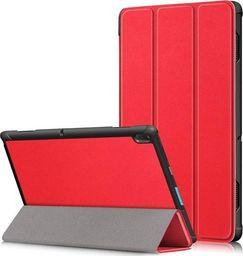 Etui do tabletu Alogy Etui Alogy Book Cover do Lenovo Tab E10 10.1 TB-X104F/L Czerwone uniwersalny