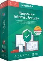 Kaspersky Lab Licencja BOX Kaspersky Internet Security - multi-device 2 stanowiska 1 rok PROMO 2 Android