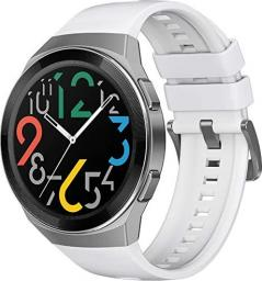 Smartwatch Huawei Watch GT 2e Biały  (40-43-6698)
