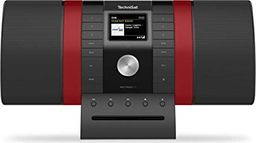 Radioodtwarzacz Technisat Technisat MultyRadio 4.0 black/red
