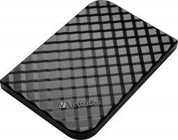 Dysk zewnętrzny Verbatim SSD Store 'n' Go 512 GB Czarny (53250)