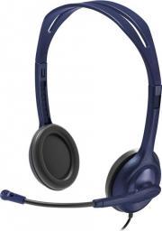 Słuchawki z mikrofonem Logitech Blue 5 (991-000265)