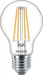 Philips Żarówka LED CLA LEDBulb ND 8.5-75W A60 E27 827 CL (929002025402)