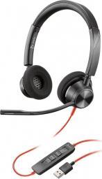 Słuchawki z mikrofonem Plantronics Blackwire C3320 (213934-01)