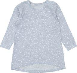 TXM TXM sukienka dziewczęca 104 SZARY MELANŻOWY