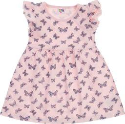 TXM TXM sukienka niemowlęca 98 JASNY RÓŻOWY