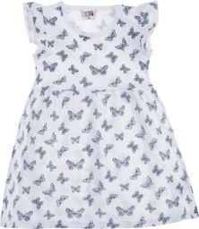 TXM TXM sukienka niemowlęca 92 BIAŁY