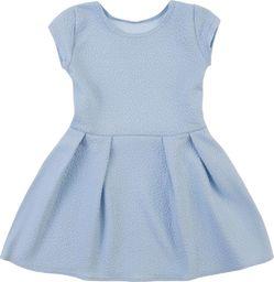 TXM TXM sukienka niemowlęca 98 JASNY NIEBIESKI